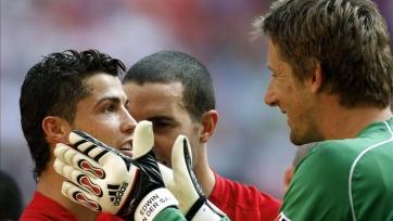 Ван дер Сар: «Роналду – это феномен»