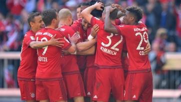 «Бавария» минимум на неделю откладывает празднование чемпионства