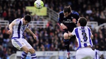 «Реал» добыл минимальную победу в Сан-Себастьяне