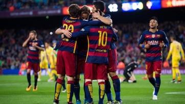 «Бетис» - «Барселона», онлайн-трансляция. Стартовые составы команд
