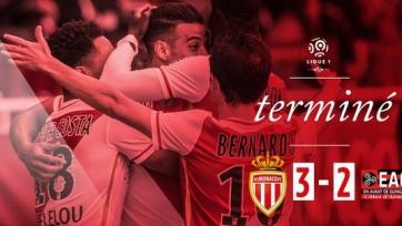 «Монако» переиграл дома «Генгам»