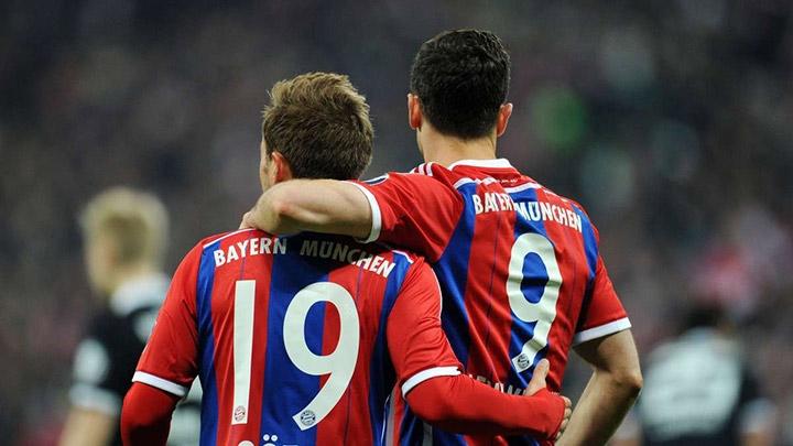 Гегемон. «Бавария» вновь стала чемпионом Германии
