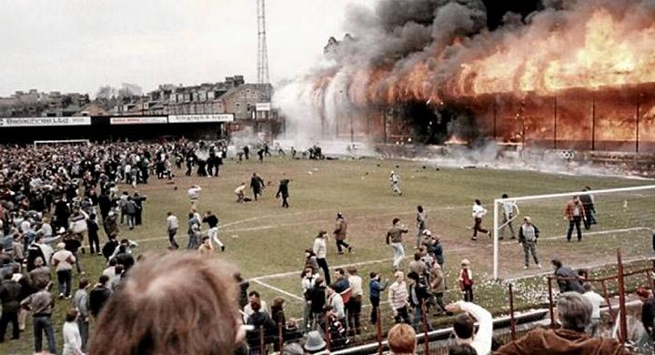 Из искры возгорится пламя. Трагедия на стадионе «Вэлли Пэрейд»