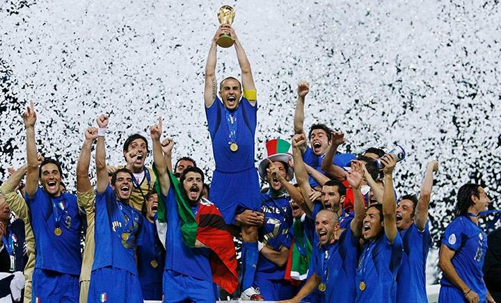 Лучшие из лучших. Топ-20 величайших игроков сборной Италии