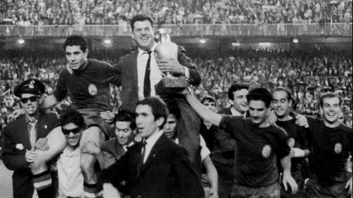 Лучшие матчи Чемпионатов Европы. Воплощение мечты. Часть 1