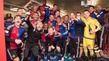 «Базель» выиграл чемпионат Швейцарии