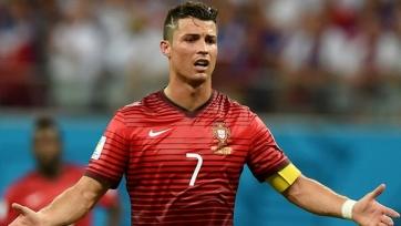 Врачи не советуют Роналду выходить на поле в матче с «Ман Сити»