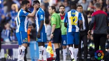 «Эспаньол» одолел «Севилью» благодаря голу Кайседо