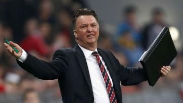 Луи ван Гаал: «Мы провели один из лучших матчей сезона»