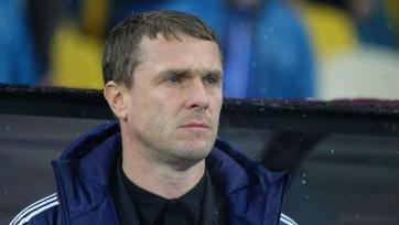 Сергей Ребров: «Виноват сам, не смог определить футболистов, лишённых мотивации»