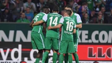 «Вердер» разгромил «Штутгарт» в последнем матче 32-го тура Бундеслиги