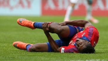 Оланаре получил травму в матче с «Зенитом»