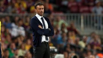 Луис Энрике принял решение остаться в «Барселоне»