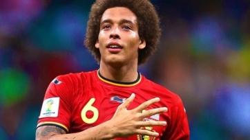 Витсель определится со своим будущим после Евро-2016