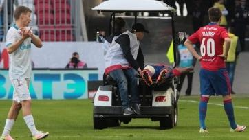 Оланаре повредил связки колена