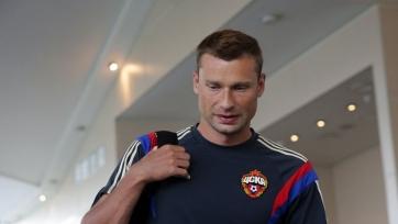 Алексей Березуцкий признан лучшим игроком ЦСКА в апреле