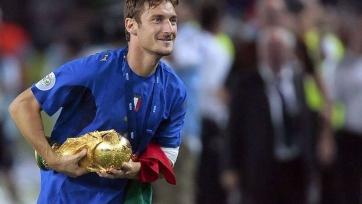 Тифози требуют от Антонио Конте пригласить в сборную Италии Франческо Тотти