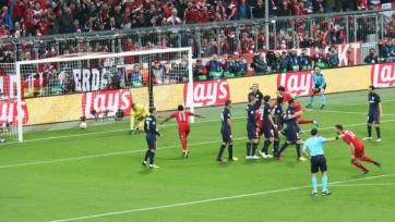 Хаби Алонсо забил первый гол в ворота «Атлетико» за последние 632 игровые минуты