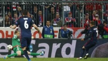 Антуан Гризманн стал лучшим бомбардиром «Атлетико» за всё время выступлений мадридцев в ЛЧ