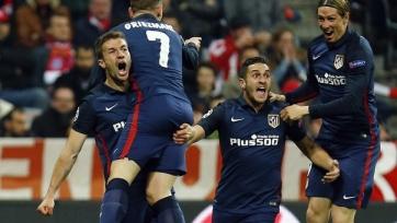 «Атлетико» выстоял в Мюнхене и снова вышел в финал Лиги чемпионов