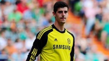 «Челси» предложил услуги Куртуа «Реалу», «Барселоне» и ПСЖ