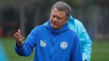 Маркевич уже месяц не появляется на тренировках «Днепра»