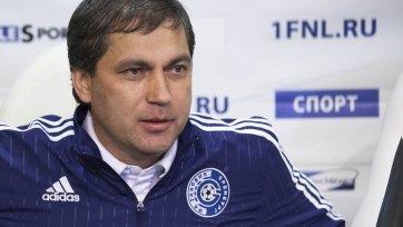 Евдокимов будет руководить «Газовиком» и в РФПЛ