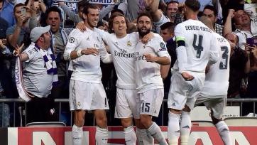 Мадридский «Реал» стал вторым финалистом Лиги чемпионов