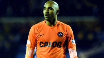 «Данди Юнайтед» решил не продлевать контракт с Синама-Понголем