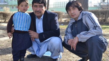 Семья «афганского Месси» была вынуждена бежать в соседний Пакистан из-за угроз талибов