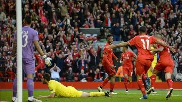 «Ливерпуль» выиграл у «Вильярреала» на «Энфилде» и пробился в финал Лиги Европы