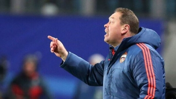 Слуцкий: «За золотые медали в РФПЛ ведут борьбу пять команд»