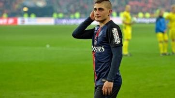 Верратти получил небольшое повреждение, но успеет восстановиться к финалу Кубка Франции