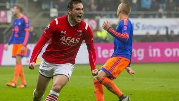 «Арсенал» планирует усилить атаку форвардом сборной Нидерландов