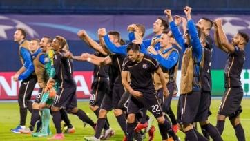 Загребское «Динамо» отпраздновало одиннадцатый кряду чемпионский титул в Хорватии