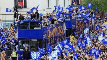Чемпионский парад «Лестера» состоится 16-го мая