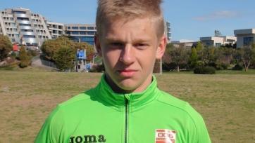 Арустамян: «Сити» намерен подписать Зинченко
