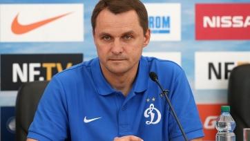 Кобелев: «Динамо» очень нужны очки»
