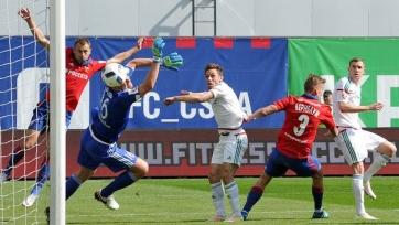 ЦСКА  с минимальным счётом переиграл «Терек» и вернулся на первую строчку в РФПЛ