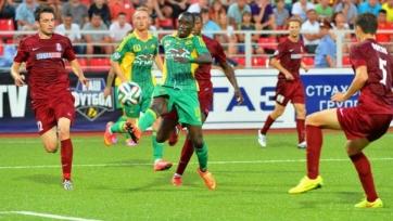 «Мордовия» на выезде переиграла «Кубань»