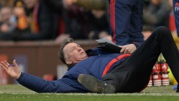 Луи ван Гаал: «Придётся болеть за «Арсенал»