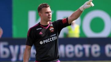 Акинфеев установил рекорд РФПЛ по числу победных матчей в составе одного клуба