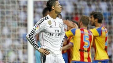 Зидан: «Роналду готов сыграть с «Валенсией»