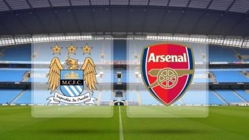 «Ман Сити» - «Арсенал», онлайн-трансляция. Стартовые составы команд