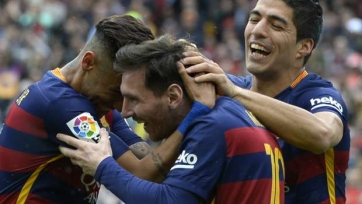 Луис Энрике: «Барселона» заслуживает титул»