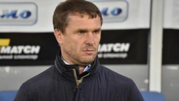 Ребров: «Динамо» растёт, и это видно по играм в Лиге чемпионов»