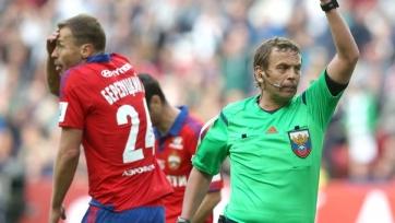 Березуцкий предложил судьям выступать в форме «Зенита»