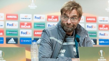 Клопп ещё не определился с составом на финал Лиги Европы