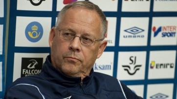 Наставник исландской сборной Ларс Лагербек принял решение завершить карьеру