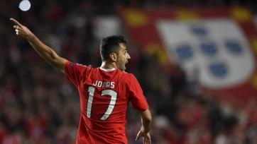 Жонас – лучший футболист чемпионата Португалии по версии журналистов